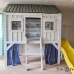 Restoration Hardware Cabin Inspired Playhouse