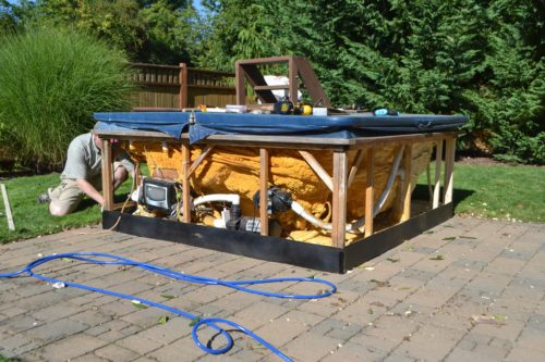 How To Repair And Restore A Hot Tub The Created Home