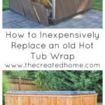 How to repair and restore a hot tub