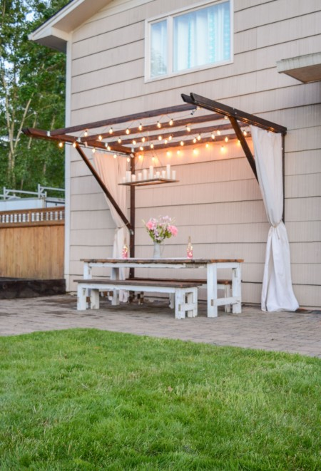 DIY Frugal Pergola: Your Questions Answered