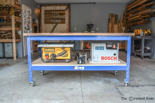 build a diy workshop woodworking garage shop