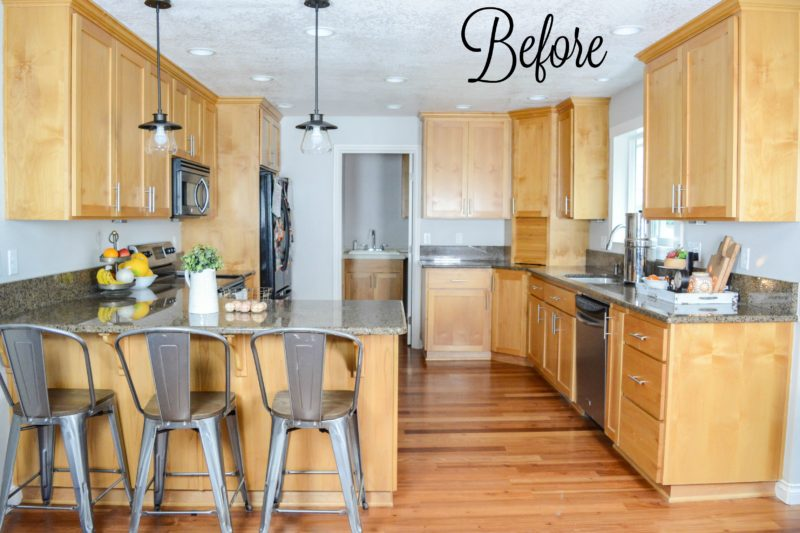 Diy Kitchen Renovation One Year Later The Created Home