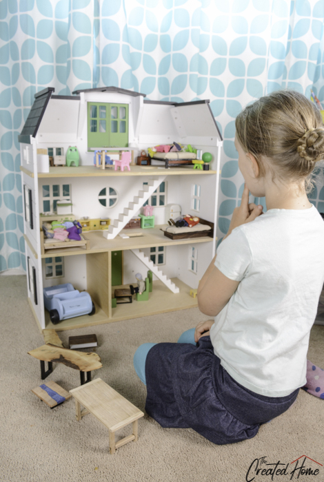 dollhouse furniture diy