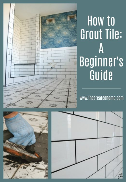 How to Grout Tile: A Beginner's Guide