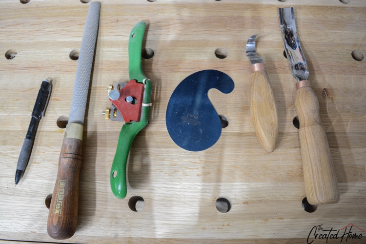 tools for spoon carving